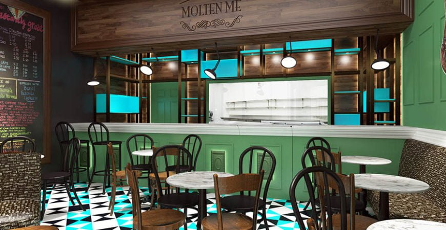 restaurant consulting services for Molten