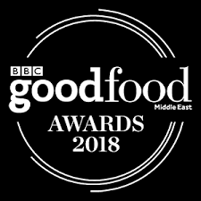BBC Good Food Award 2018 Best Homegrown Restaurant