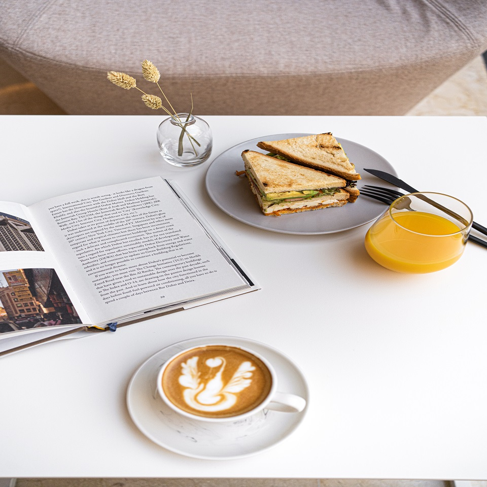 Palette Specialty Coffee Shop - Food Image